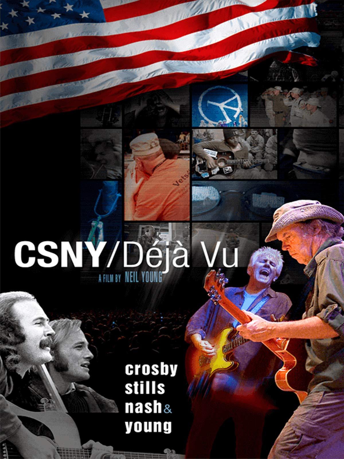CSNY Deja Vu