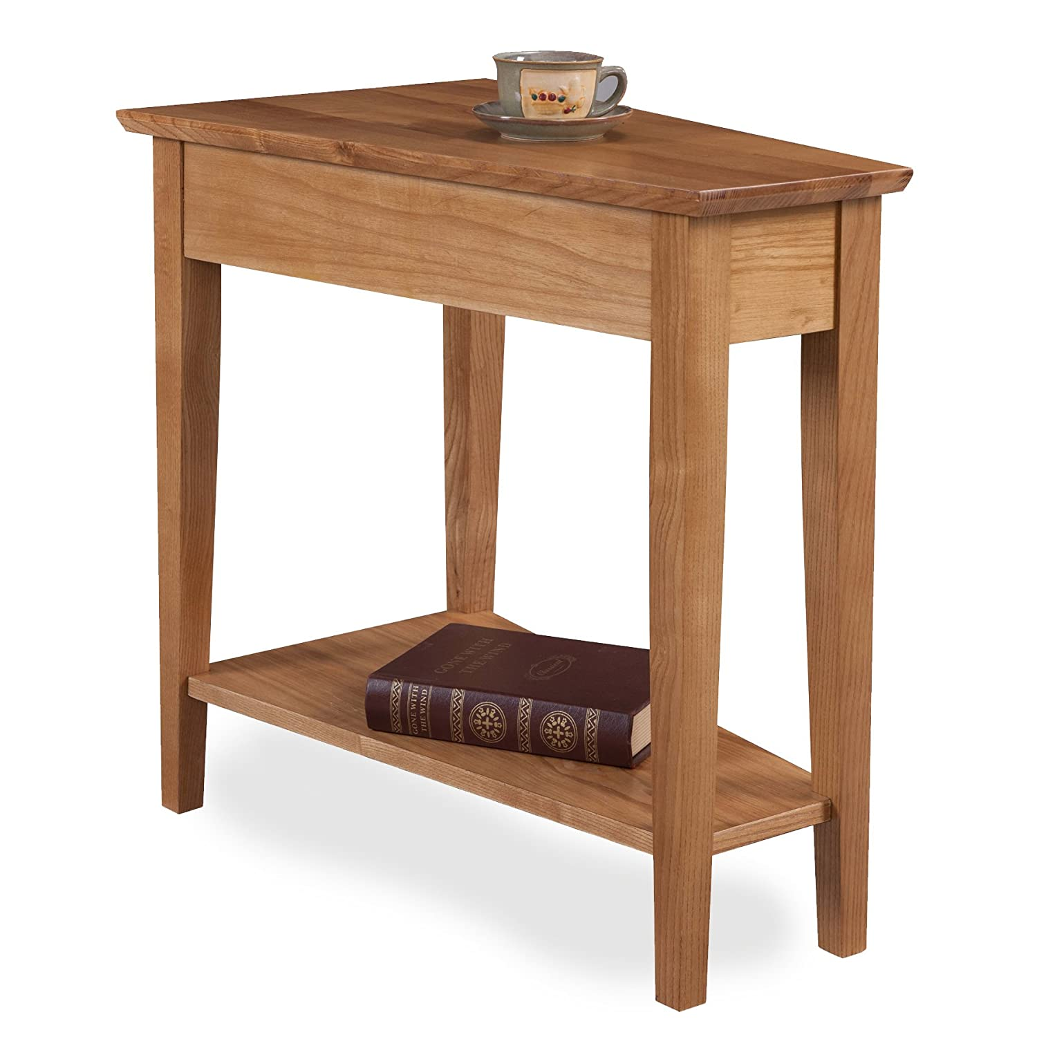 Amish End Tables Queen Anne End Table Geor own Amish Dining