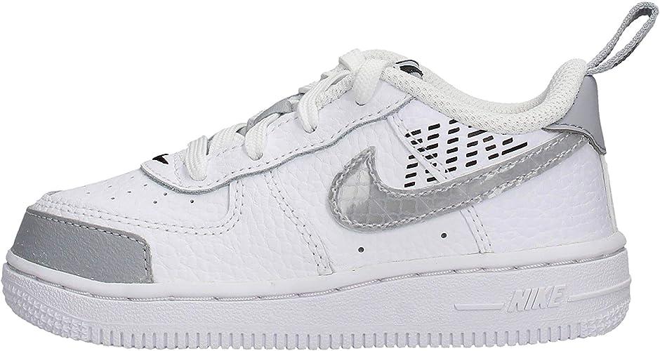 Nike AIR Force 1 LV8 2 White: Amazon.co