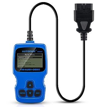 Code Reader, AQV OBD-II Diagnostic Scanner Tool, OBD2 Car Trouble