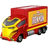 Takara Tomy T.U.N.E Masked Carry Iron Man, Gold and Red
