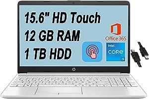 2021 Flagship HP 15 Business Laptop Computer 15.6