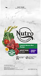 product image for Nutro Natural Choice Small Bites Adult Dry Dog Food, Lamb & Chicken