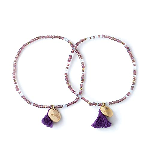 0e698b63176df Amazon.com: ME to WE - Just The Two Us Rafiki Bracelet Set ...