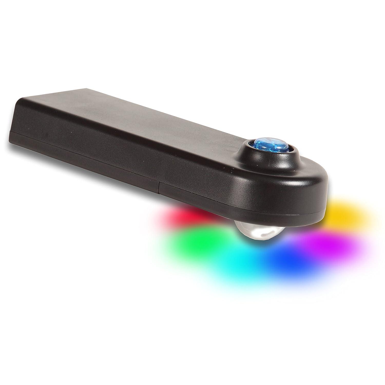 Koller Products 1.5-Gallon Aquarium 360 with LED Lighting /& Power Filter AP360-15FFP