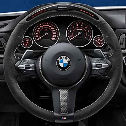 Bmw M Sport >> Amazon Com Bmw M Performance Electronic Steering Wheel For M Sport