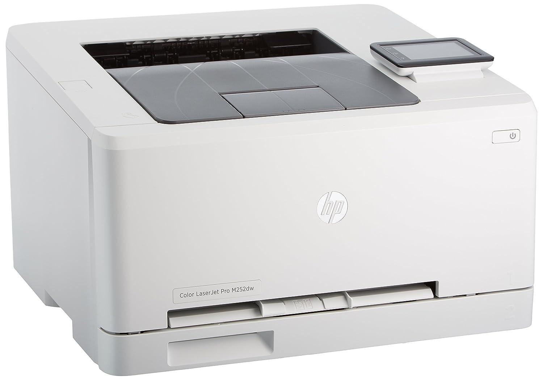 Color wireless printer laser - Amazon Com Hp Laserjet Pro M252dw Wireless Color Printer B4a22a Electronics