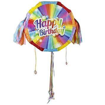 Eseewin Piñata Pecoraciones únicas para Fiestas Color de la ...