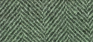 """product image for Weeks Dye Works Wool Fat Quarter Herringbone Fabric, 16"""" by 26"""", Cactus"""