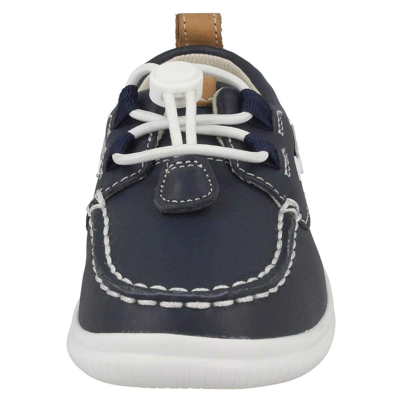 Clarks Cloud Swing, Chaussures Basses pour Garçon: