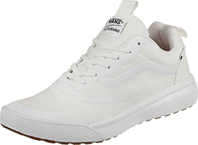Vans Women s Ultrarange Rapidweld Skate Shoe White White 10 Women   +D409 D437 7b9f9eaca
