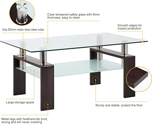 Lihe Living Room Table