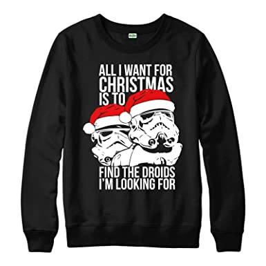 084427252228 Star Wars Christmas Jumper