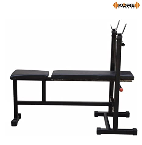 Strange Kore 3In1 3 In 1 Exercise Bench Amazon In Sports Fitness Bralicious Painted Fabric Chair Ideas Braliciousco