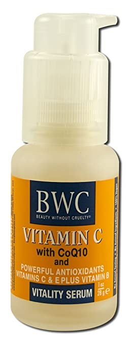 Beauty Without Cruelty Vitamin C Vitality Serum