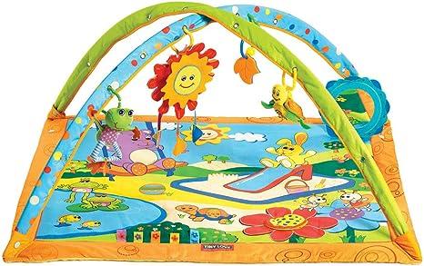 Adecuada Desde el Nacimiento 85 X 75 X 45 Prado D/ías Multi aijia YFDD Tiny Love Gymini Sunny Day Musical del Juego del beb/é reci/én Nacido Mat y Gimnasia de la Actividad 0M + Color : Gymini