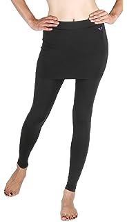 7a4b8ca5 New 191 Skin Tights Compression Leggings Base Layer Black Skirt Pants Womens