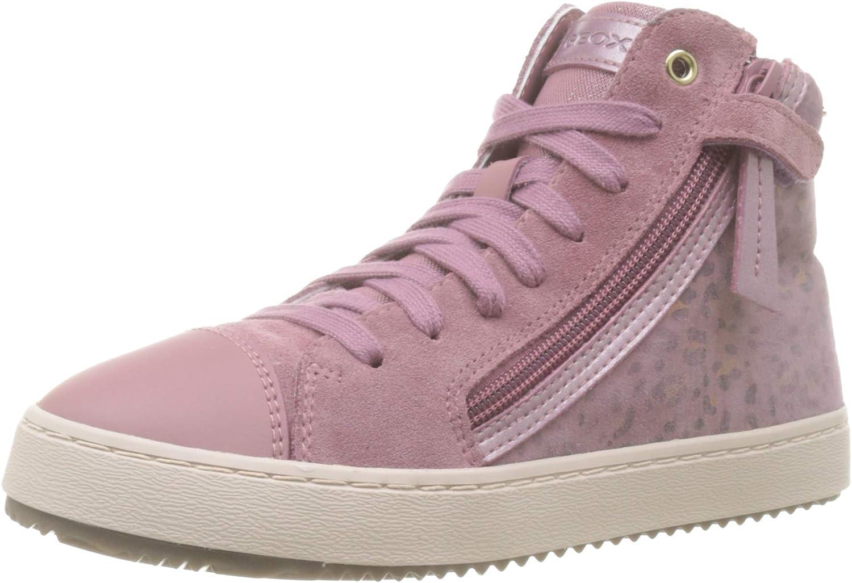 Geox M/ädchen J Kalispera Girl D Hohe Sneaker