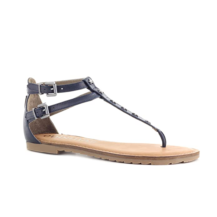 Chocolat650, Womens Sandals Cubanas