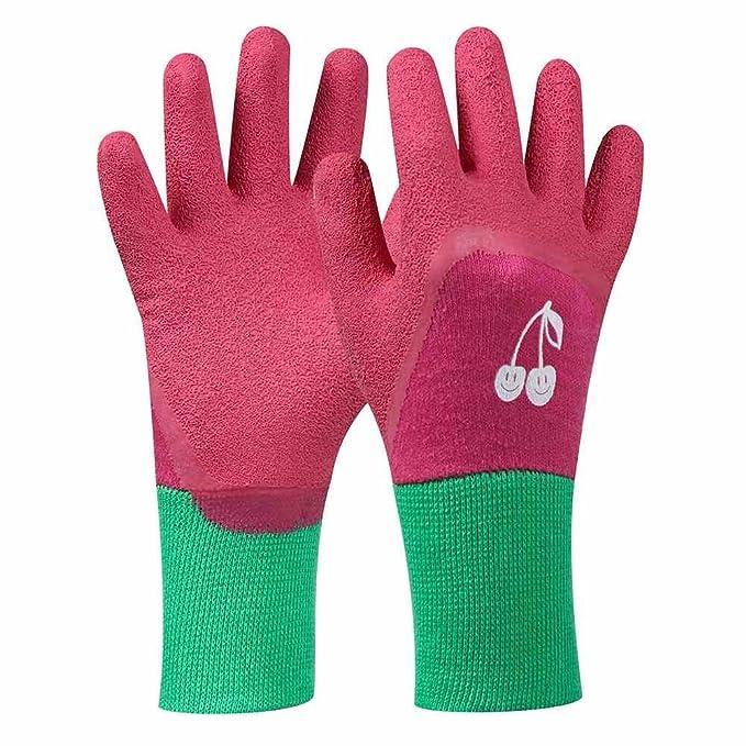 Tommi 779940 Handschuh Kirsche 4-6 Jahre Rosa