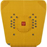 Acupressure Health Care Product Plastic Acp Super Power Mat Iv 2000 (30 Cm X 30 Cm, Yellow)