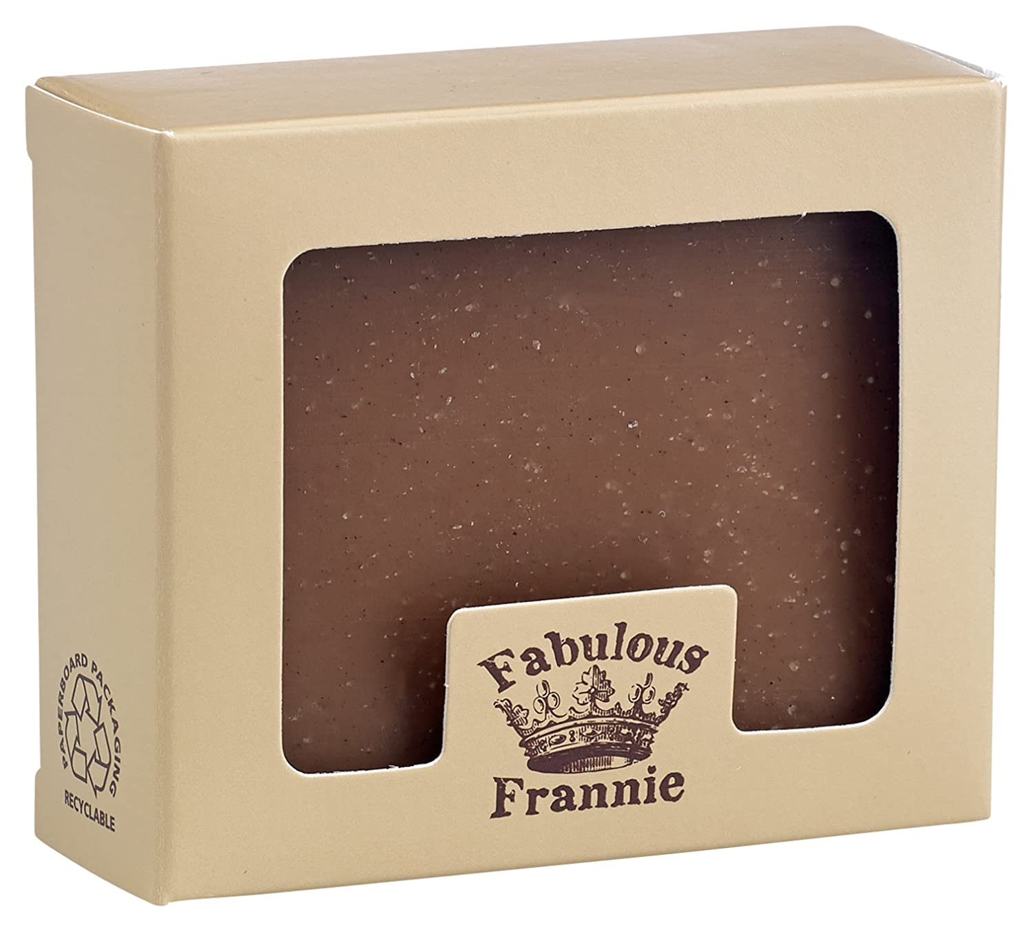 100% Natural Herbal Soap 4 oz made with Pure Essential Oils (LEMONGRASS) Fabulous Frannie