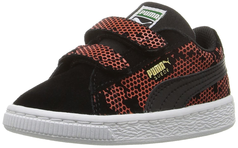 PUMA Kids Suede Night CAMO V INF Sneaker