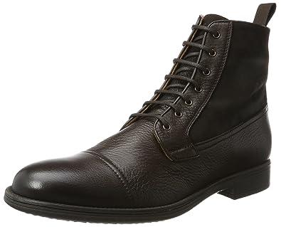 Geox U Jaylon B, Bottes Classiques Homme  Amazon.fr  Chaussures et Sacs 53824e73dc4e