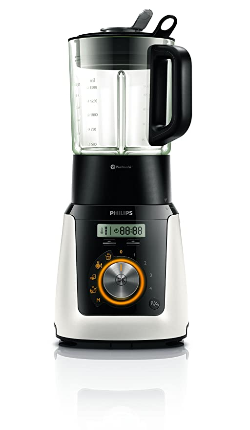 Philips Avance Collection HR2098 Tabletop blender 2L 990W Color ...