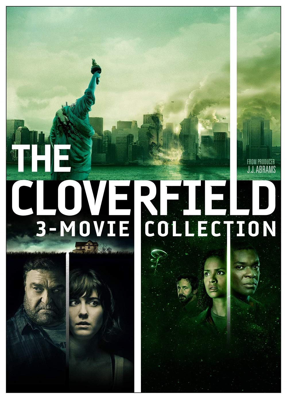 Amazon.com: Cloverfield 3-Movie Collection: Chris O'Dowd, Zhang ...