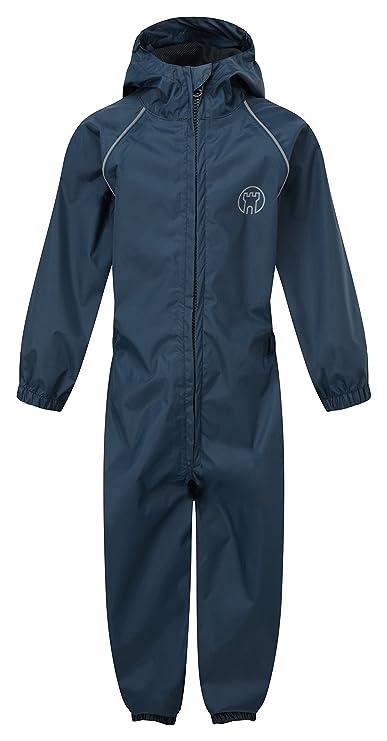 Size 5-6 Navy Blue Castle Clothing 323 Splash Away Childs Rain Suit