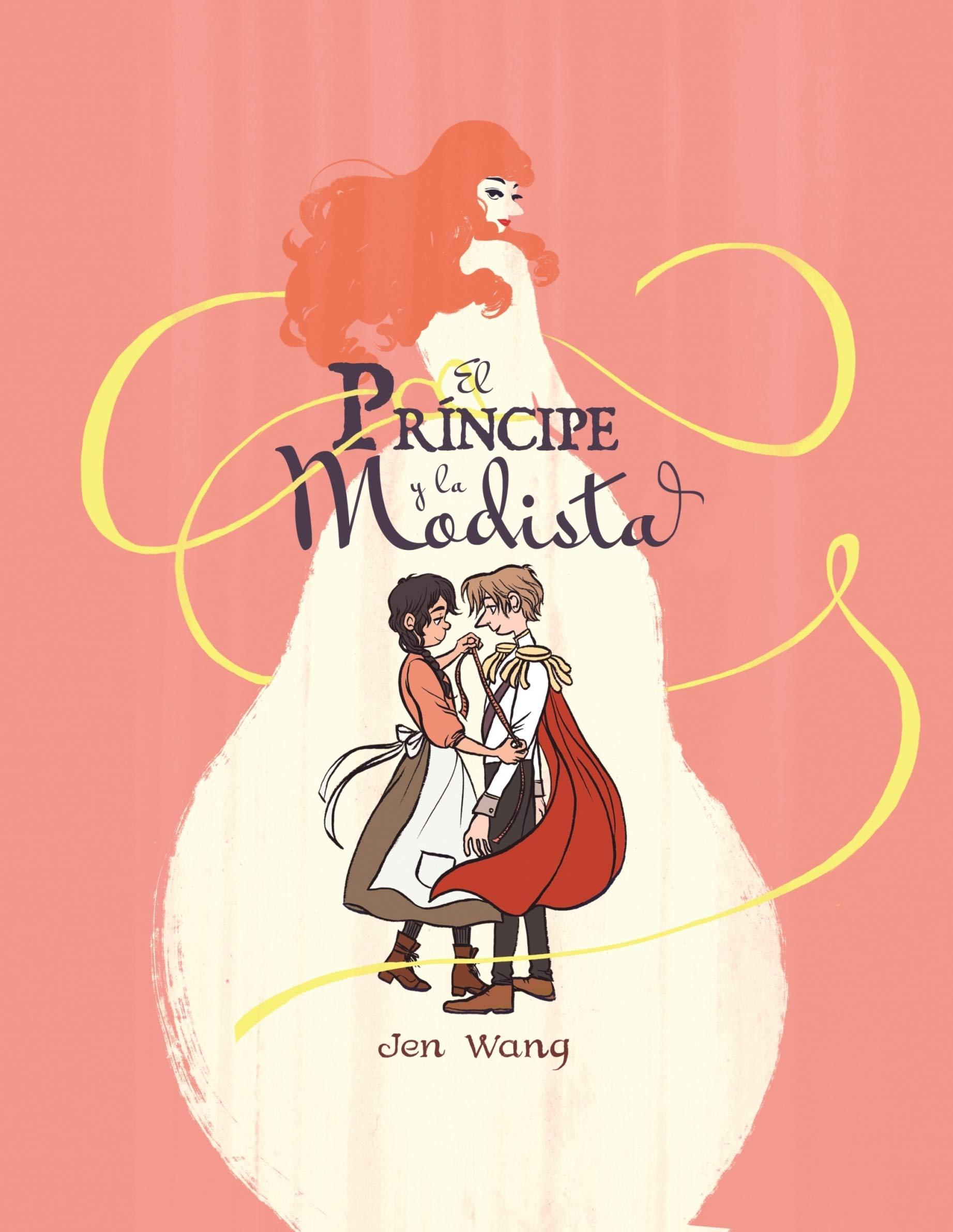 El príncipe y la modista (Cómic / Nov. Gráfica): Amazon.es: Wang, Jen,  Osuna Aguilar, Julia: Libros