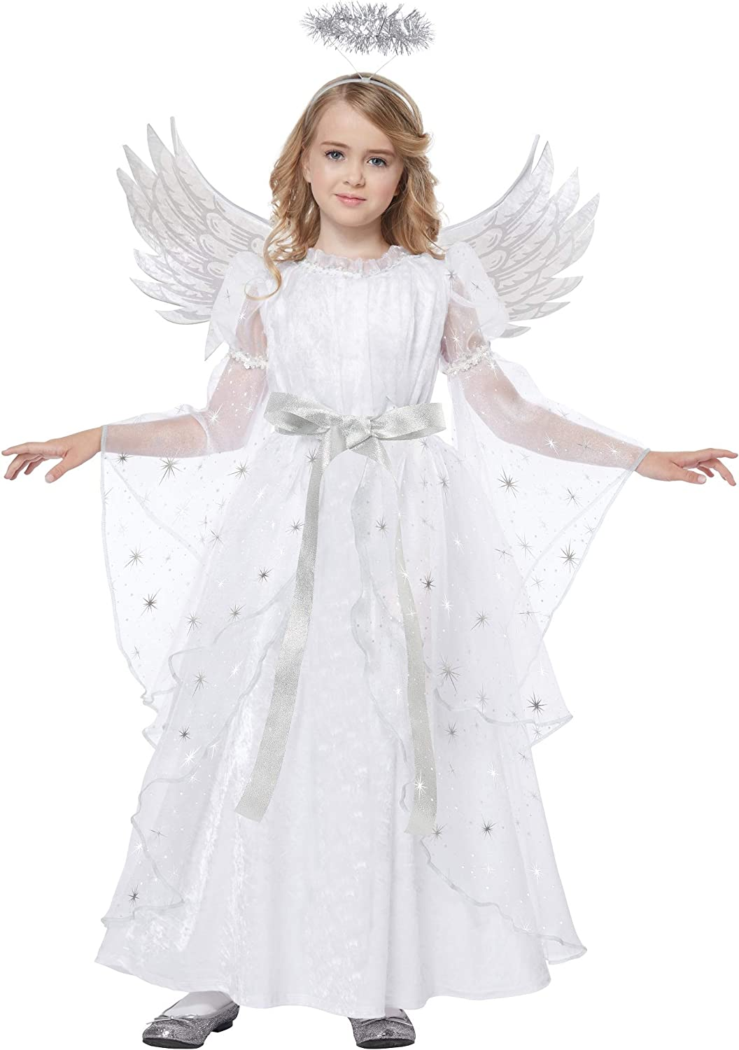 California Costume Starlight Angel Child Costume