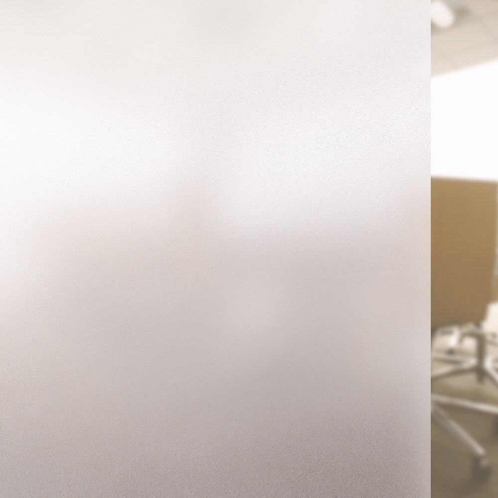 Amazon Rabbitgoo Privatsphäre Fensterfolie Milchglas