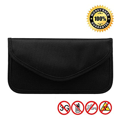 Anti-Radiation Bag Anti-Tracking Pouch EMF Protection