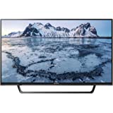 Sony KDL-40WE660 - Fernseher 40'' Full HD LED Smart TV (Motionflow XR 200 Hz, X-Reality PRO, kompatibel mit HDR, Wi-Fi), schwarz