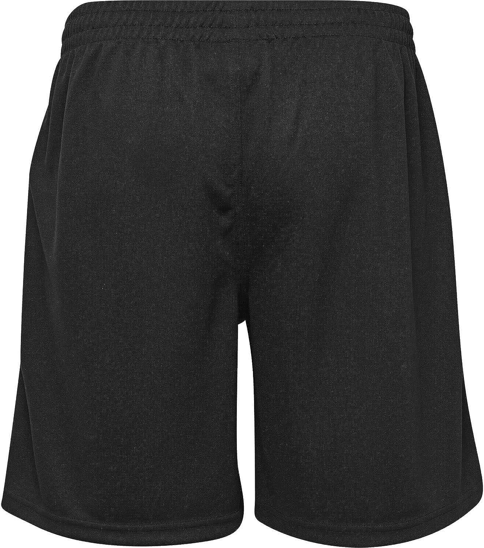 hummel Herren CORE Poly Coach Shorts Schwarz L