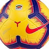 Nike Serie A Tim Strike - Balón original de la temporada 2017 2018 ... f12f0d26263dc