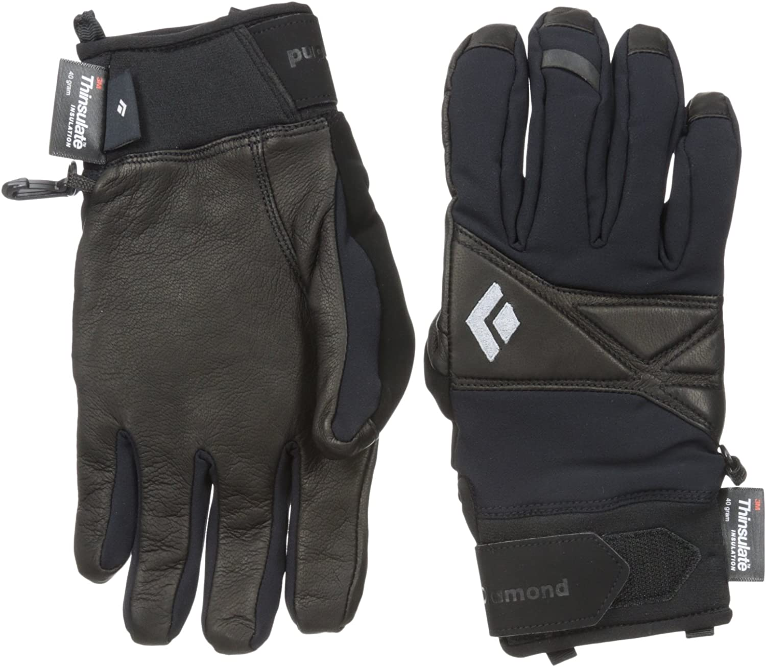 Black Diamond Terminator Cold Weather Gloves