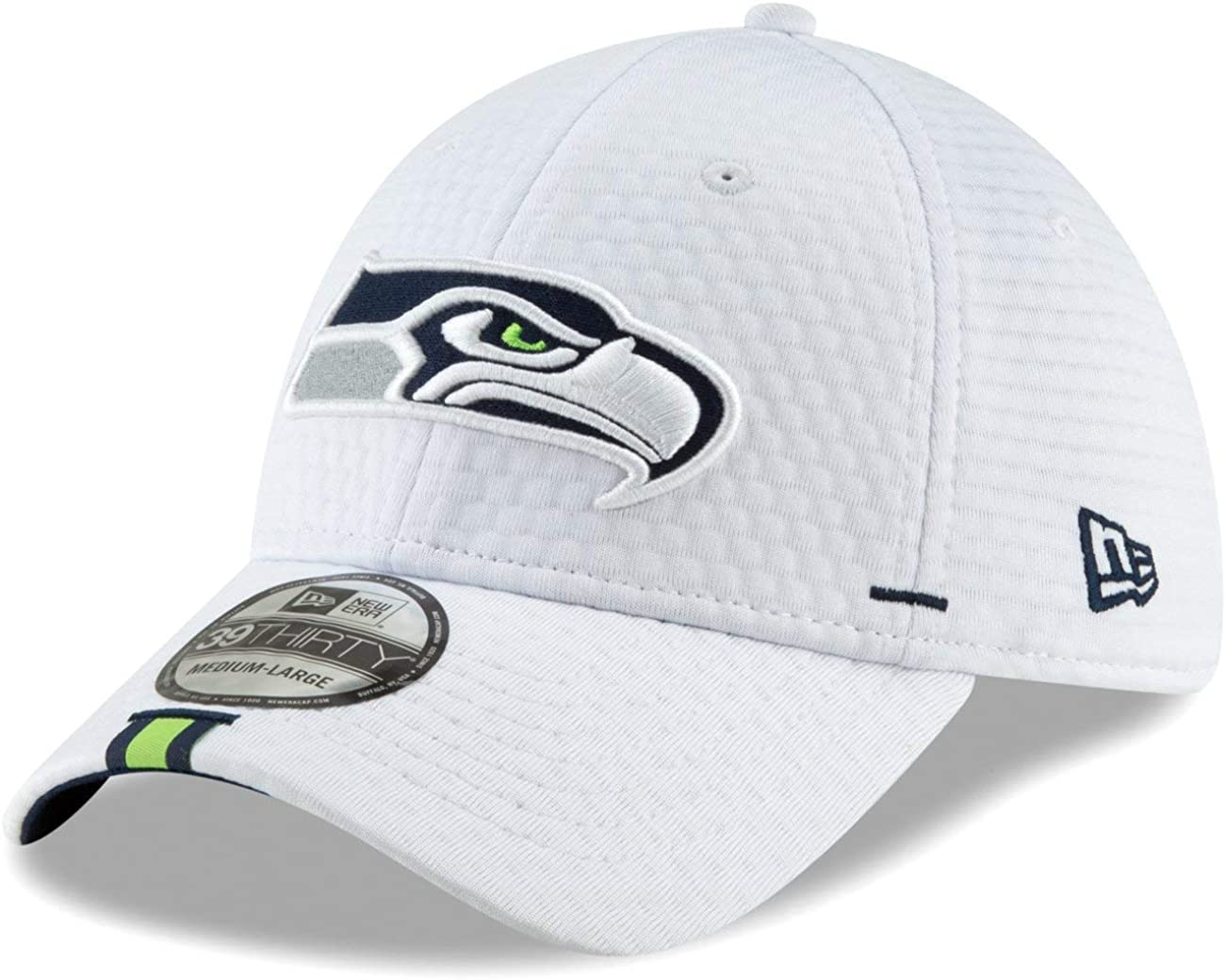 New Era 39Thirty Cap TRAINING Seattle Seahawks