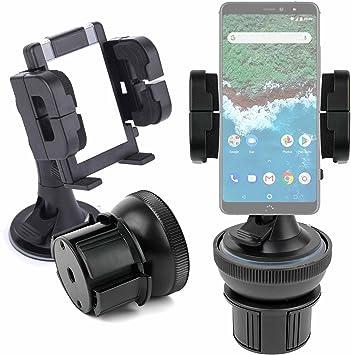 DURAGADGET Soporte De Coche para Smartphone BQ Aquaris X2, BQ ...