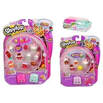 Shopkins Season 5 Mega Gift Bundle 12 Pack 2