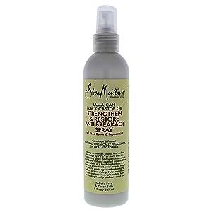 Shea Moisture Strengthen and Restore Anti-breakage Spray, 8 fl. oz.
