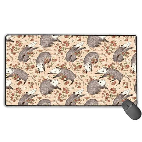 Amazon.com: Alfombrilla de ratón con costuras anticorrosión ...