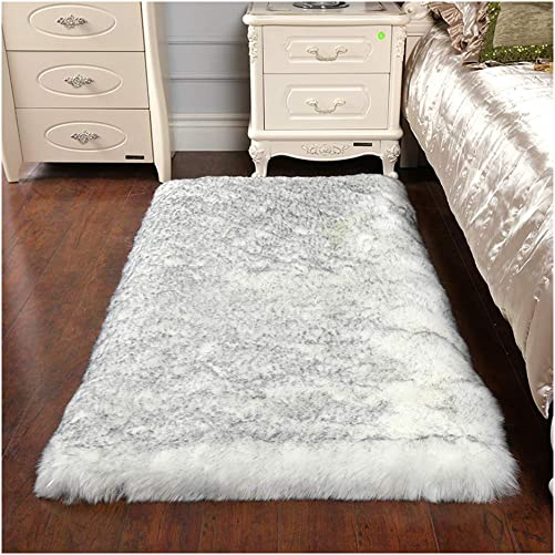 Ultra Soft Indoor Modern Fluffy Area Rugs Rectangle Shaggy Rugs
