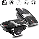 OULV Koowheel Hovershoes for Walking Shoes,Electric Power Freewheeling Ultra-Flexible