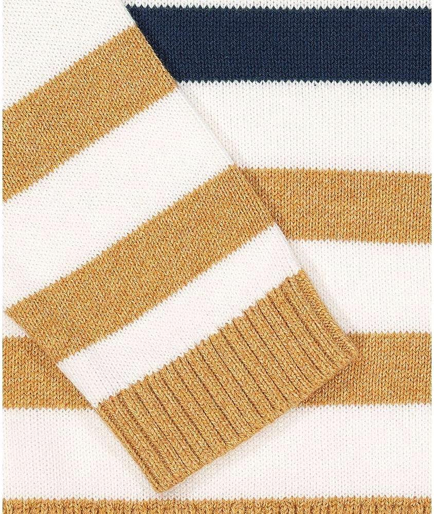 Mothercare MB TCT Stripe Knitted Jumper su/éter para Beb/és