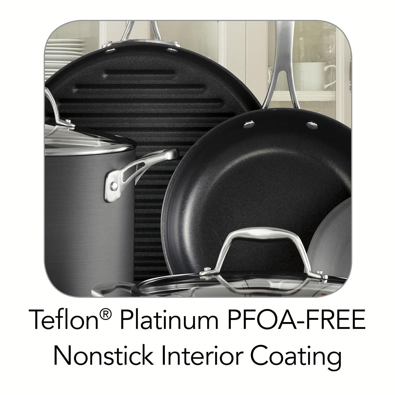 Amazon.com: Cookware Set 15-Piece Member's Mark Features Hard ...