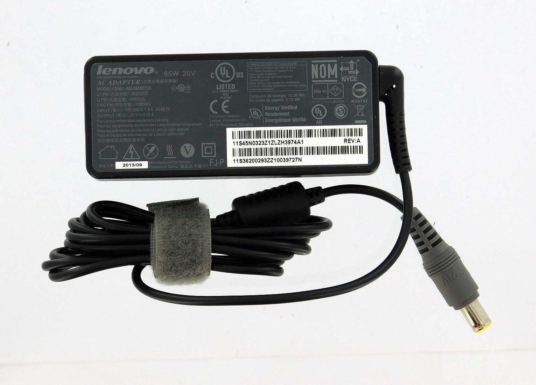 Genuine Lenovo Laptop Power Supply 20V 3.25A 65W FRU P//N 42T5282