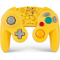 GameCube Style Wireless Controller Pikachu - Nintendo Switch